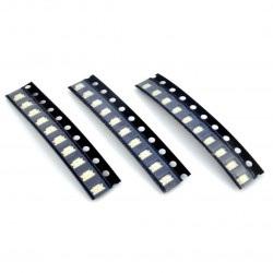 Zestaw diod LED SMD 1206 - 30 szt.