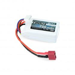 Pakiet LiPol Redox 700mAh 20C 3S 11.1V