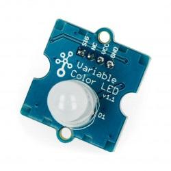 Grove - regulowana dioda LED RGB v1.1