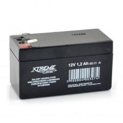 Akumulator żelowy 12V 1,2Ah Xtreme