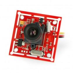 Grove - kamera OV528 z dwoma obiektywami - RS485/RS232