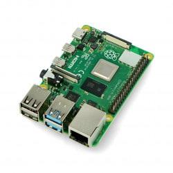 Raspberry Pi 4 model B WiFi Dual Band Bluetooth 4GB RAM 1,5GHz