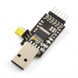 MSX FT232RL - konwerter...