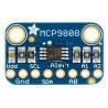 Moduł z czujnikiem temperatury wysokiej precyzji MCP9808 I2C - Adafruit - zdjęcie 3