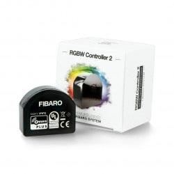 Fibaro RGBW 2 Controller FGRGBWM-442 ZW-5 - sterownik LED RGBW 12-24V Z-Wave