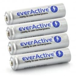 Akumulator EverActive R03/AAA Ni-MH 800mAh Silver Line