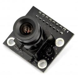 Moduł kamery ArduCam MT9V111 B 0,3MPx 640x480px 30fps z obiektywem HQ M12x0.5