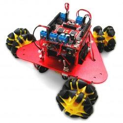 Scamper Kit - zestaw do budowy robota Dagu RS038