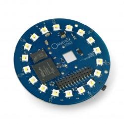 Matrix Voice ESP - moduł rozpoznawania głosu + 18 LED RGBW - WiFi, Bluetooth - nakładka dla Raspberry Pi