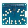 Adafruit Capacitive Touch Hat + moduł dotykowy do Raspberry Pi - MPR121 - zdjęcie 4