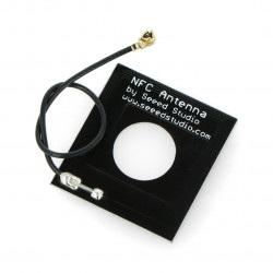 Antena NFC 13,56MHz ze złączem U.FL