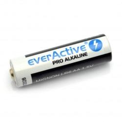 Bateria AA (R6 LR6) alkaliczna EverActive Pro