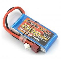 Pakiet LiPol Gens Ace 1300mAh 25C 2S 7.4V