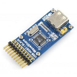 Moduł ze sterownikiem USB Host - SL811