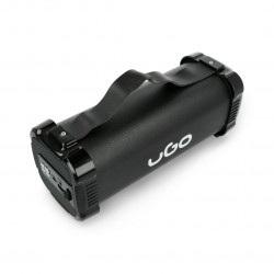 Głośnik bluetooth UGO MINI BAZOOKA 2.0 5W RMS - czarny