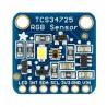 Adafruit TCS34725 - czujnik koloru RGB z filtrem IR I2C - zdjęcie 3