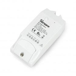 Sonoff TH16 - przekaźnik monitorujący temperaturę i wiglotność
