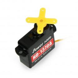 Serwo PowerHD HD-1370A - micro