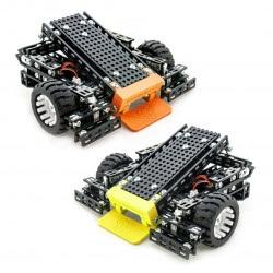 Zestaw do budowy dwóch robotów walczących Totem Mini Trooper - różne kolory