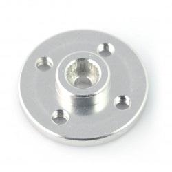 Aluminiowy okrągły orczyk Feetech FK-AP-9 - 2,4cm / 6mm