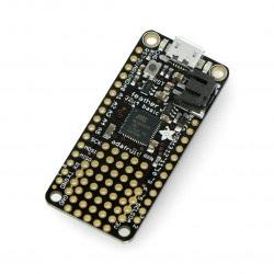 Adafruit Feather 32u4 Basic Proto - moduł prototypowy