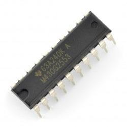 Mikrokontroler AVR - MSP430G2553IN20 DIP