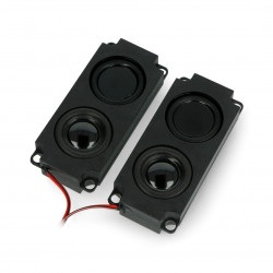 Głośnik 5W 8Ω - 100x45x21mm - 2szt. - Waveshare 14595