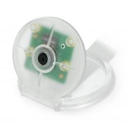 Obudowa dla kamery Raspberry Pi - RPI-CAM.0 przezroczysta