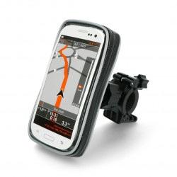 Wodoodporny uchwyt motocyklowy do telefonów - eXtreme 140