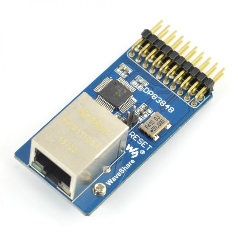 Moduł sieciowy Ethernet DP83848