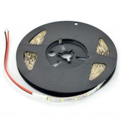 Pasek LED SMD3528 IP20 4,8W, 60 diod/m, 8mm, barwa zimna - 5m
