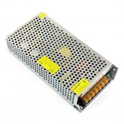 Zasilacz modułowy LXG661 do taśm i pasków LED 12V / 12,5A / 150W