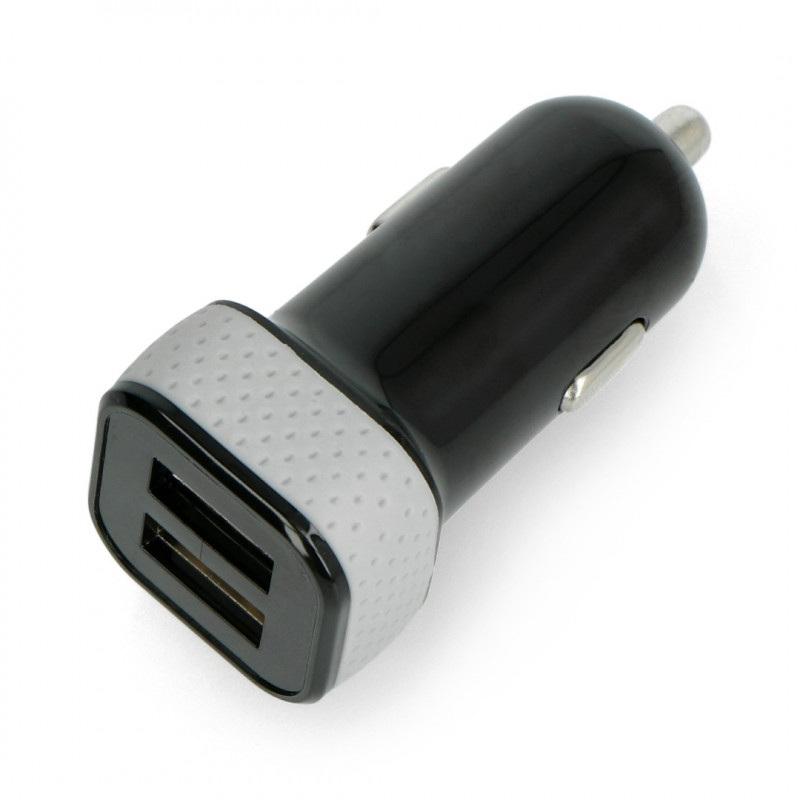 Ładowarka / zasilacz samochodowy Blow G31A 5V/3,1A USB - 2 gniazda
