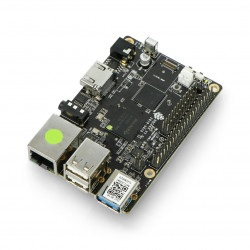 Pine64 ROCK64 -  Rockchip RK3328 Cortex A53 Quad-Core 1,2GHz + 1GB RAM