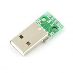 Moduł z gniazdem USB typ A