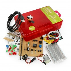 ARDX - zestaw do nauki i eksperymentów dla Arduino poziom 1