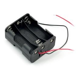 Koszyk na 6 baterii typu AA (R6)