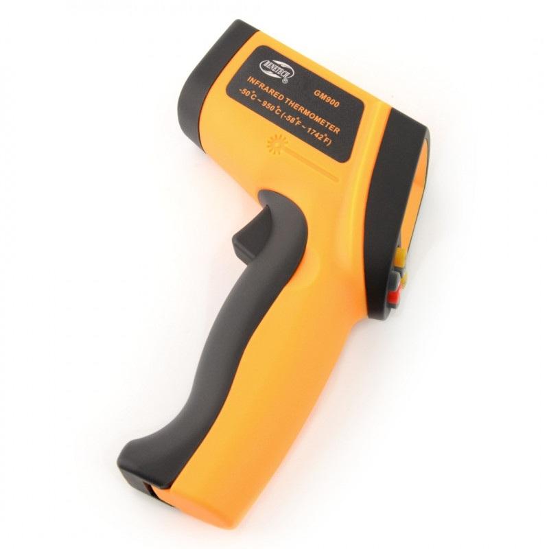 Miernik temperatury Pirometr Benetech GM900