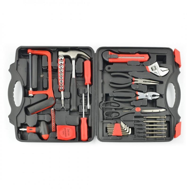 Zestaw narzędziowy Stahlbar KL-12060 - 45 elementów