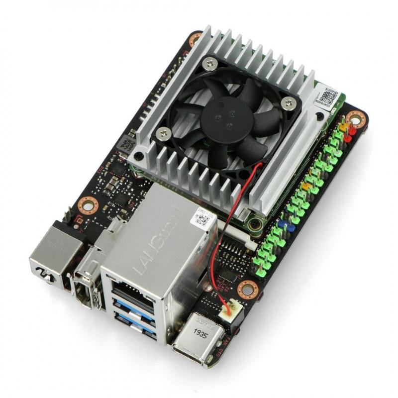 Asus Tinker Edge T - i.MX 8M ARM Cortex A53 WiFi/Bluetooth + 1GB RAM + 8GB eMMC
