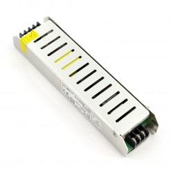 Zasilacz montażowy S-120W-12V do taśm i pasków LED 12V / 10A / 120W