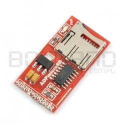 Moduł czytnika kart micro SD