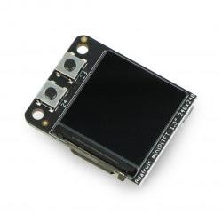 Wyświetlacz Mini PiTFT 1,3'' 240x240px dla Raspberry Pi - Adafruit 4484
