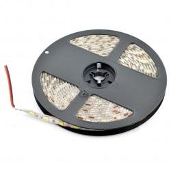 Pasek LED SMD5050 IP65 14,4W, 60 diod/m, 10mm, barwa naturalna biała - 5m