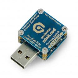 DFRobot qual Meter miniLoad - tester ładowarki i przewodu USB do ładowania