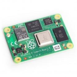 Raspberry Pi CM4 Compute Module 4 - 1GB RAM + 16GB eMMC