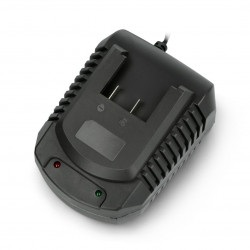 Ładowarka akumulatora 20V 2A/4A Rebel Tools