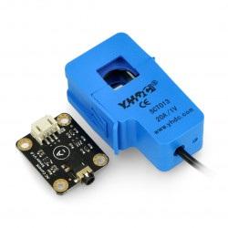 Czujnik natężenia prądu zmiennego AC SCT 013-020 - do 20A