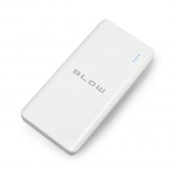 Mobilna bateria PowerBank Blow PB16C 15000mAh - biały