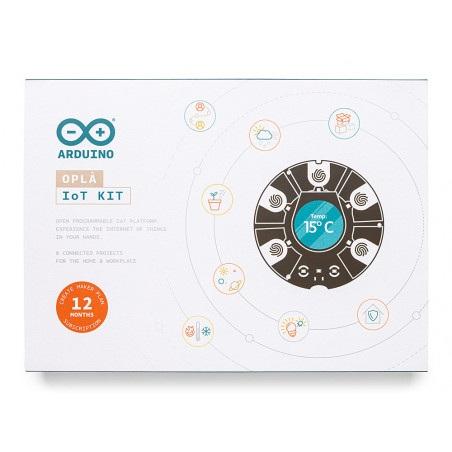 OPLA IoT Starter Kit - zestaw programistyczny - Arduino AKX00026